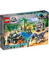 LEGO Jurassic World: Baryonyx bonyodalom: A kincsvadászat 75935 - 1. Kép