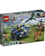 LEGO Jurassic World: Gallimimus és Pteranodon kitörése 75940 - 1. Kép