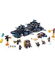 LEGO Marvel Super Heroes: Bosszúállók Helicarrier 76153 - 2. Kép