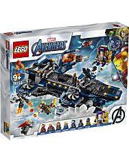 LEGO Marvel Super Heroes: Bosszúállók Helicarrier 76153 - 1. Kép