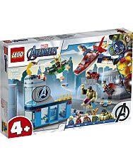 LEGO Marvel Super Heroes: Bosszúállók Loki haragja 76152 - 1. Kép