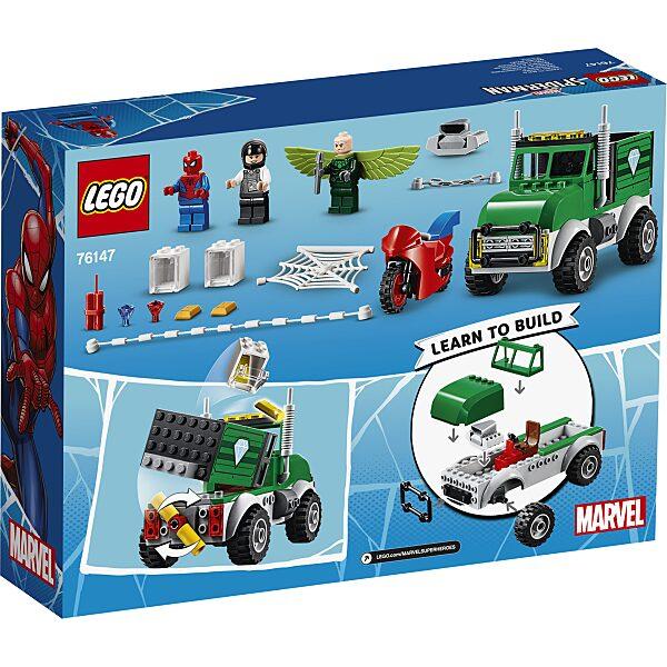 LEGO® Marvel Super Heroes: Keselyű teherautó rablás 76147 - 2. Kép