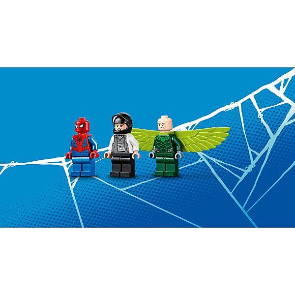 LEGO® Marvel Super Heroes: Keselyű teherautó rablás 76147 - 11. Kép