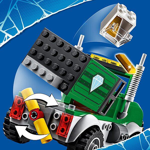 LEGO® Marvel Super Heroes: Keselyű teherautó rablás 76147 - 12. Kép