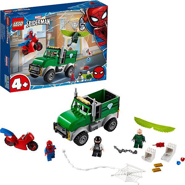LEGO® Marvel Super Heroes: Keselyű teherautó rablás 76147 - 3. Kép