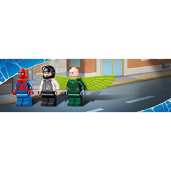 LEGO® Marvel Super Heroes: Keselyű teherautó rablás 76147 - 4. Kép