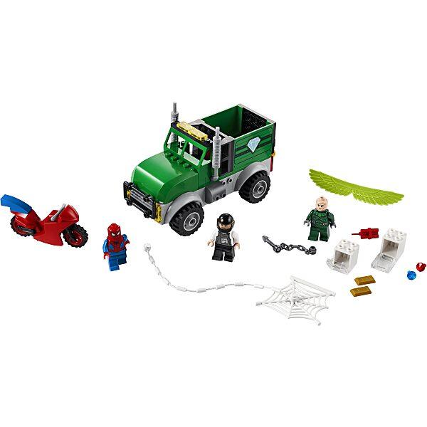 LEGO® Marvel Super Heroes: Keselyű teherautó rablás 76147 - 6. Kép