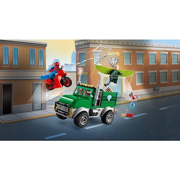 LEGO® Marvel Super Heroes: Keselyű teherautó rablás 76147 - 7. Kép