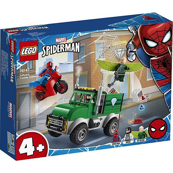 LEGO® Marvel Super Heroes: Keselyű teherautó rablás 76147 - 1. Kép