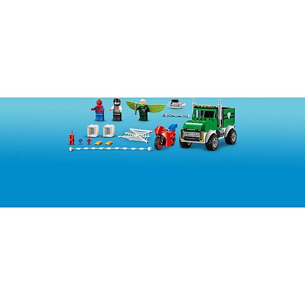 LEGO® Marvel Super Heroes: Keselyű teherautó rablás 76147 - 8. Kép