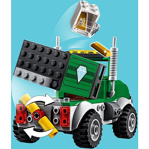 LEGO® Marvel Super Heroes: Keselyű teherautó rablás 76147 - 9. Kép