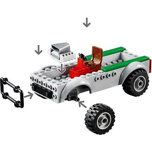LEGO® Marvel Super Heroes: Keselyű teherautó rablás 76147 - 10. Kép