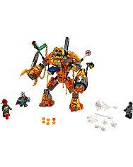LEGO Marvel Super Heroes: Olvasztár Csatája 76128 - 2. Kép