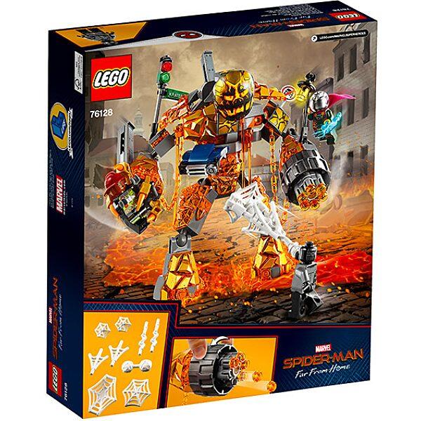 LEGO Marvel Super Heroes: Olvasztár Csatája 76128 - 3. Kép