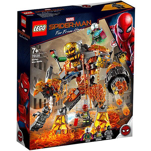 LEGO Marvel Super Heroes: Olvasztár Csatája 76128 - 1. Kép
