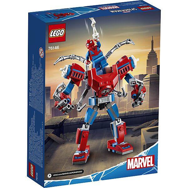 LEGO® Marvel Super Heroes: Pókember robot 76146 - 2. Kép