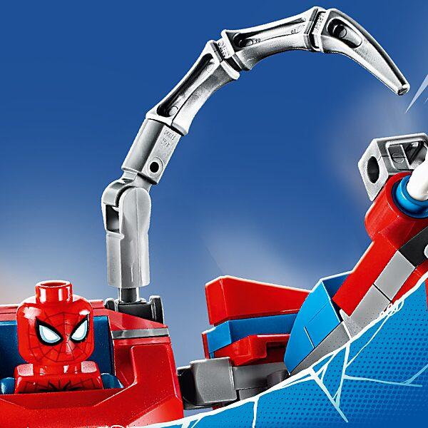 LEGO® Marvel Super Heroes: Pókember robot 76146 - 11. Kép