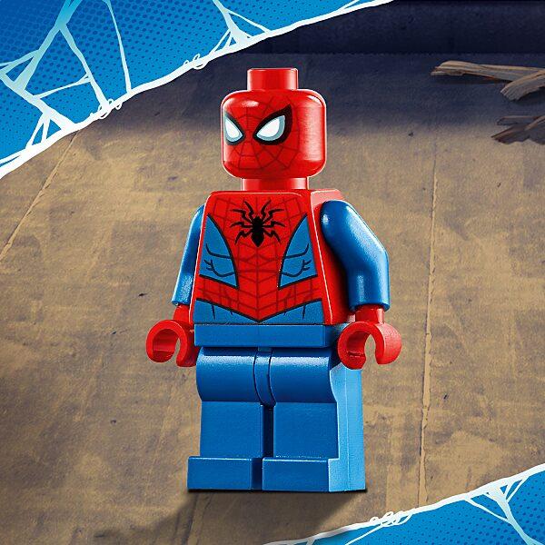 LEGO® Marvel Super Heroes: Pókember robot 76146 - 4. Kép