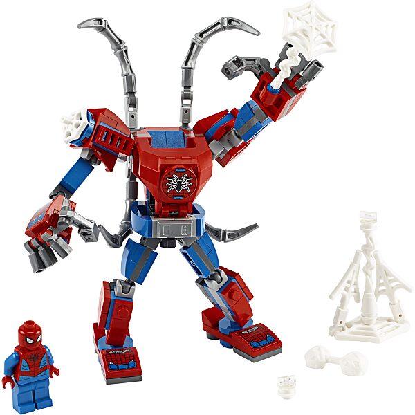 LEGO® Marvel Super Heroes: Pókember robot 76146 - 5. Kép