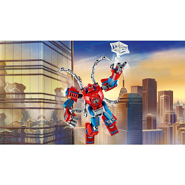 LEGO® Marvel Super Heroes: Pókember robot 76146 - 6. Kép