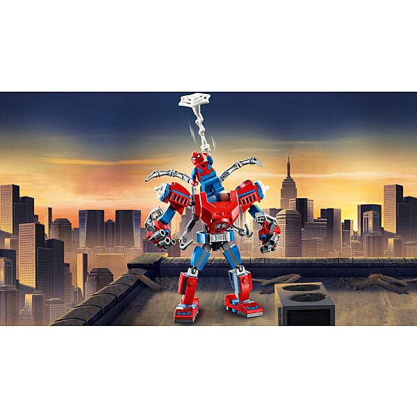LEGO® Marvel Super Heroes: Pókember robot 76146 - 7. Kép