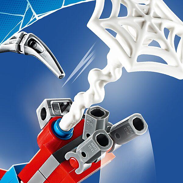 LEGO® Marvel Super Heroes: Pókember robot 76146 - 9. Kép