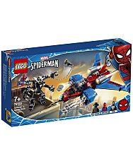 LEGO Marvel Super Heroes: Spiderjet Venom robotja ellen 76150 - 1. Kép