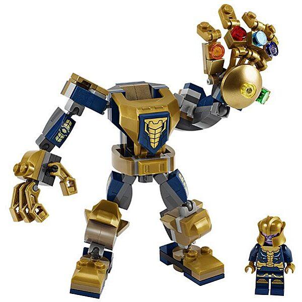 LEGO Marvel Super Heroes: Thanos robot 76141 - 2. Kép