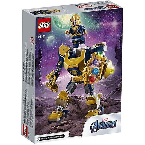 LEGO Marvel Super Heroes: Thanos robot 76141 - 3. Kép