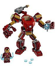 LEGO Marvel Super Heroes: Vasember robot 76140 - 2. Kép
