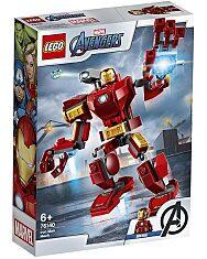 LEGO Marvel Super Heroes: Vasember robot 76140 - 1. Kép
