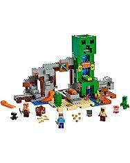 LEGO Minecraft: A Creeper barlang 21155 - 2. Kép