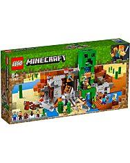 LEGO Minecraft: A Creeper barlang 21155 - 1. Kép