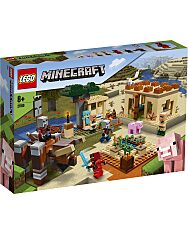 LEGO® Minecraft: A fosztogató rajtaütés 21160 - 1. Kép