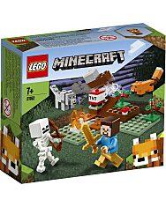 LEGO® Minecraft: A tajgai kaland 21162 - 1. Kép