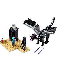LEGO Minecraft: A Vég csata 21151 - 2. Kép