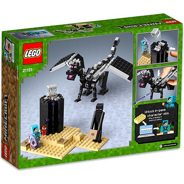 LEGO Minecraft: A Vég csata 21151 - 3. Kép