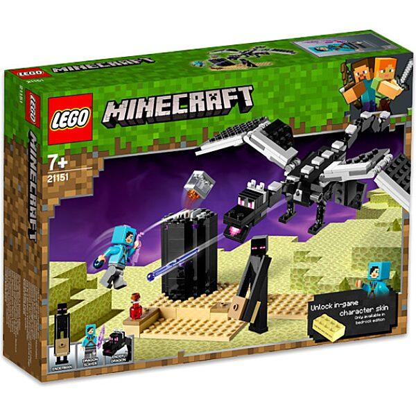 LEGO Minecraft: A Vég csata 21151 - 1. Kép