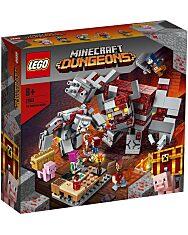 LEGO Minecraft: A Vöröskő csata 21163 - 1. Kép