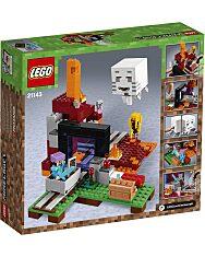 LEGO® Minecraft: Az Alvilág kapu 21143 - 2. Kép