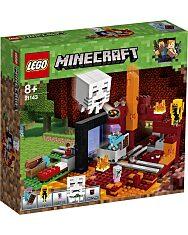 LEGO® Minecraft: Az Alvilág kapu 21143 - 1. Kép