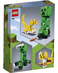 LEGO® Minecraft: BigFig Creeper és Ocelot 21156 - 2. Kép