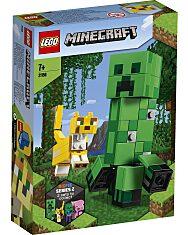 LEGO® Minecraft: BigFig Creeper és Ocelot 21156 - 1. Kép