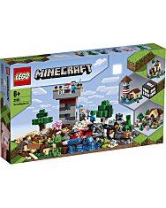 LEGO Minecraft: Crafting láda 3.0 21161 - 1. Kép