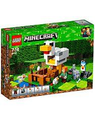 LEGO Minecraft: Csirkeudvar 21140 - 1. Kép