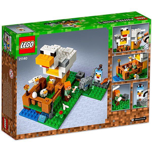 LEGO Minecraft: Csirkeudvar 21140 - 3. Kép