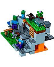 LEGO Minecraft: Zombibarlang 21141 - 2. Kép