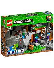 LEGO Minecraft: Zombibarlang 21141 - 1. Kép