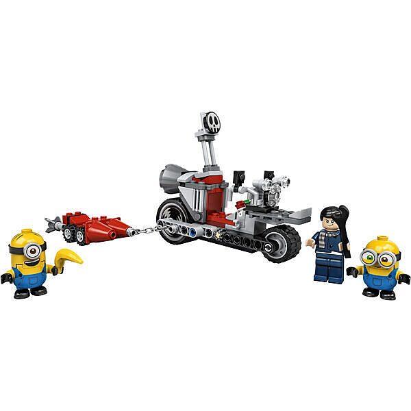 LEGO Minions: Megállíthatatlan motoros üldözés 75549 - 2. Kép