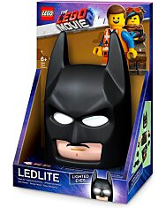LEGO Movie 2: Batman lámpa falmatricával - 1. Kép